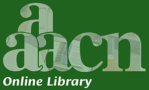 AAACN Online Library